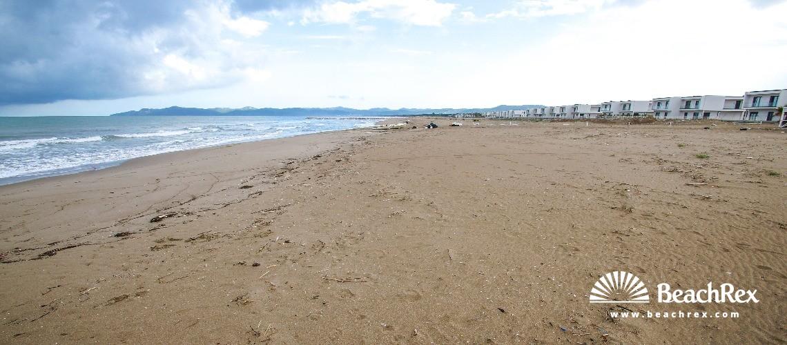 Albania - Durrës -  Hamallaj - Plazhi Hamallaj