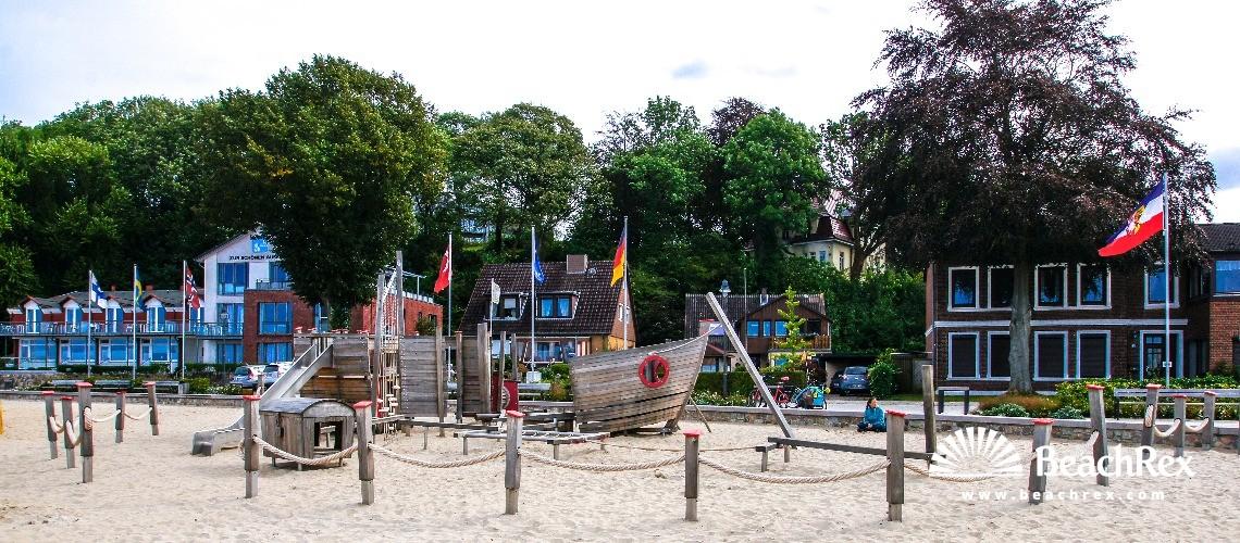 Germany - SchleswigHolstein -  Heikendorf - Strand Heikendorf