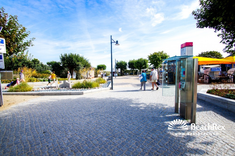 Germany - MecklenburgVorpommern - Usedom -  Heringsdorf - Strand Ahlbeck