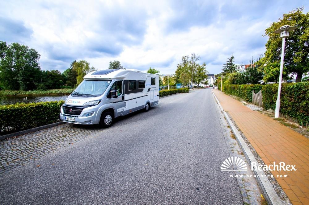 Germany - MecklenburgVorpommern - Usedom -  Heringsdorf - Strand Bansin