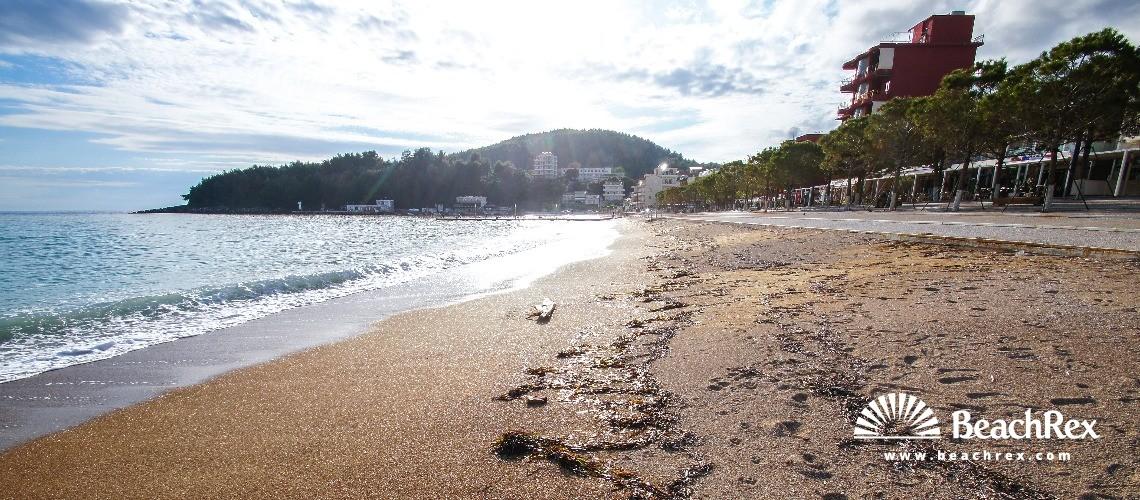 Albania - Vlorë -  Himarë - Plazhi i Spilesë