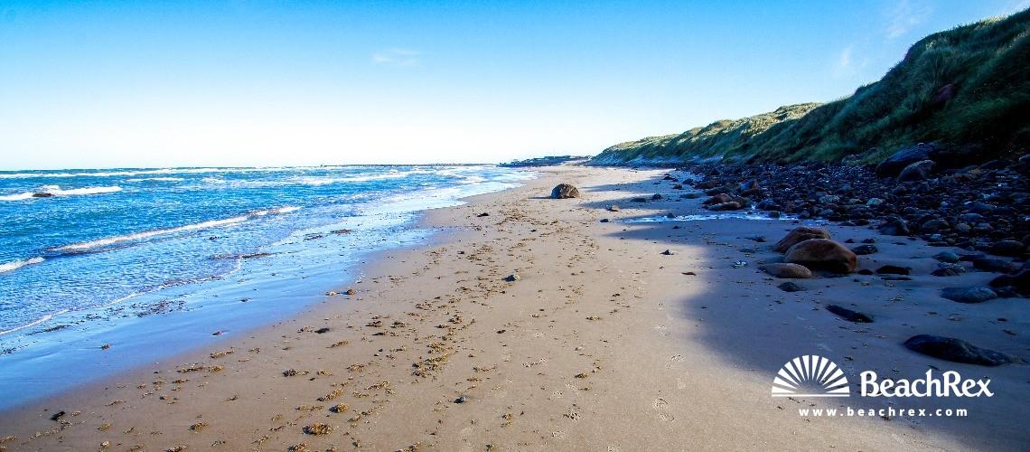 Denmark - Nordjylland -  Hirtshals - Strand Hirtshals