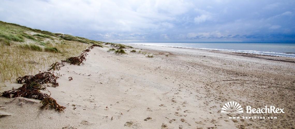 Denmark - Midtjylland -  Hvide Sande - Strand Årgab