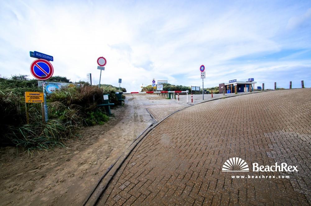 Netherlands - NoordHolland -  Ijmuiden - Kennemerstrand