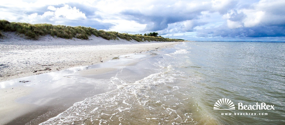 Denmark - Nordjylland -  Jerup - Strand Bratten