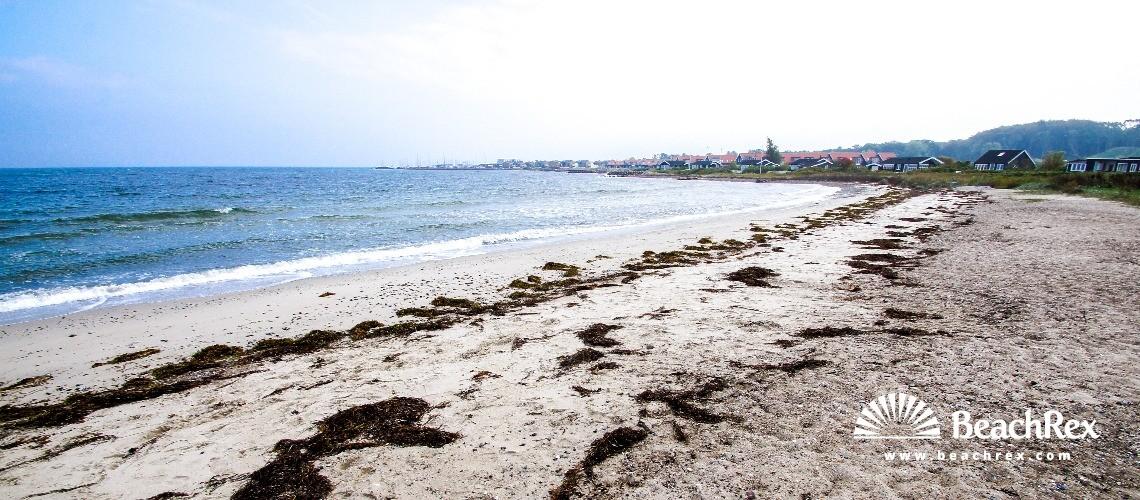 Denmark - Midtjylland -  Juelsminde - Strand Sandbjerg Vig