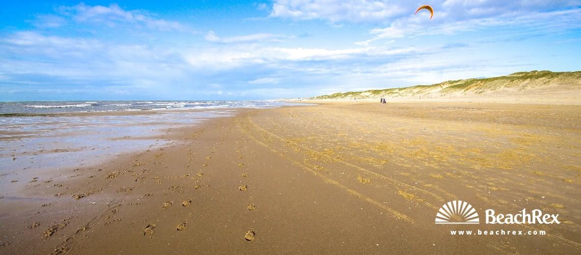 Netherlands - NoordHolland -  Julianadorp - Strand Drooghe Weert
