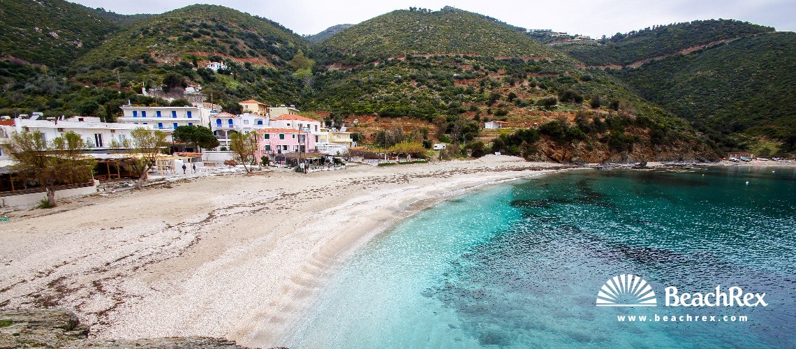 Greece - Sterea Ellada - Euboea -  Kalamos - Paralia Kalamos
