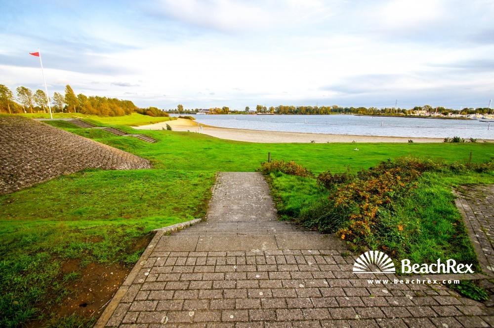 Belgium - Limburg -  Kinrooi - Strand Geistingen