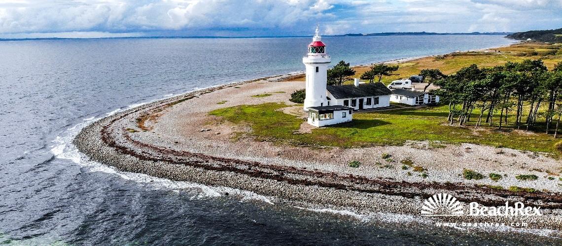 Denmark - Midtjylland -  Knebel - Strand Sletterhage