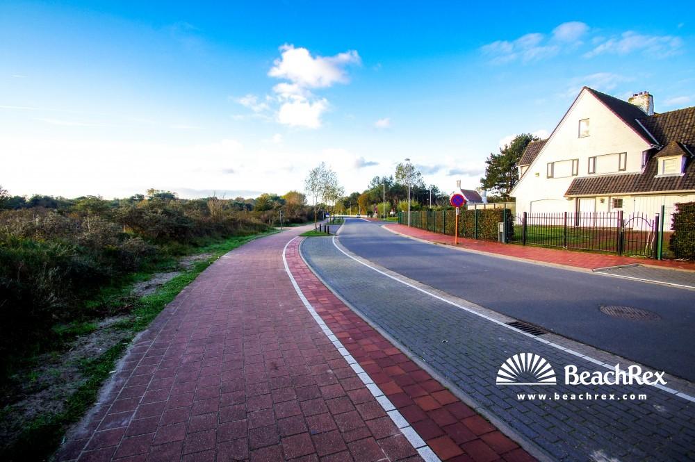 Belgium - WestVlaanderen -  Knokke-Heist - Strand Het Zoute