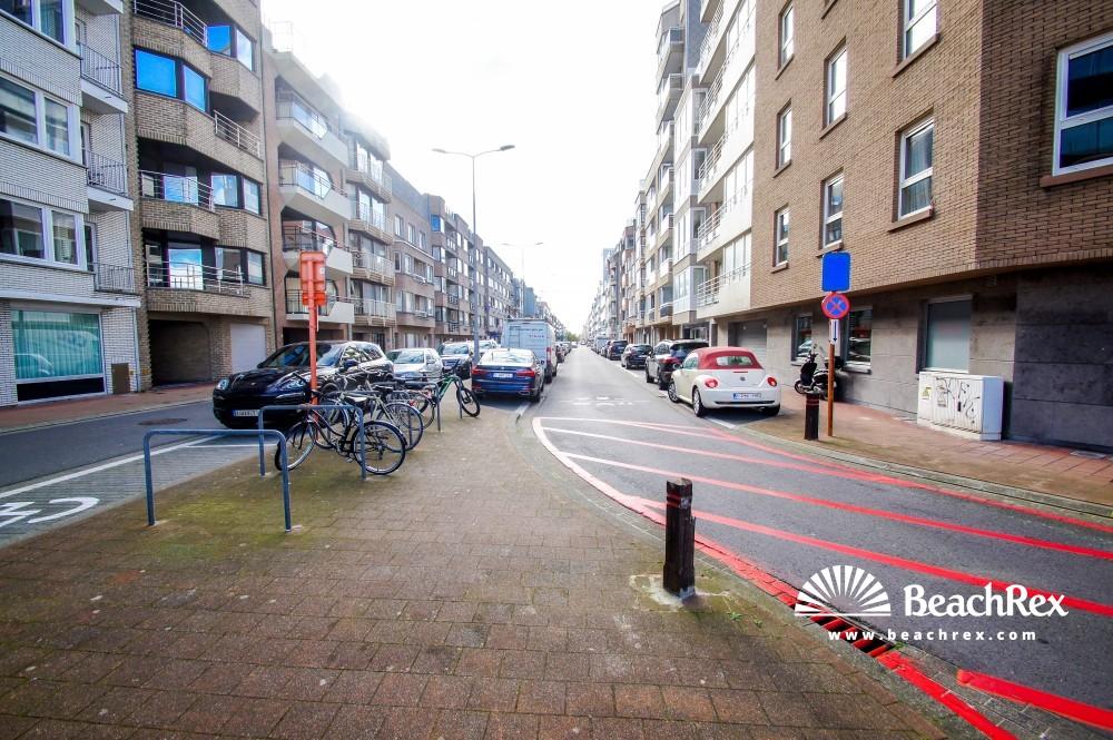 Belgium - WestVlaanderen -  Knokke-Heist - Strand Knokke