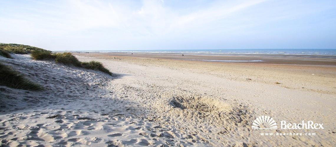 Belgium - WestVlaanderen -  Koksijde - Strand Oostduinkerke Duinpark