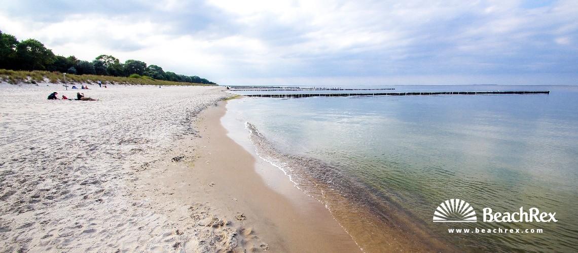 Germany - MecklenburgVorpommern - Usedom -  Koserow - Strand Koserow