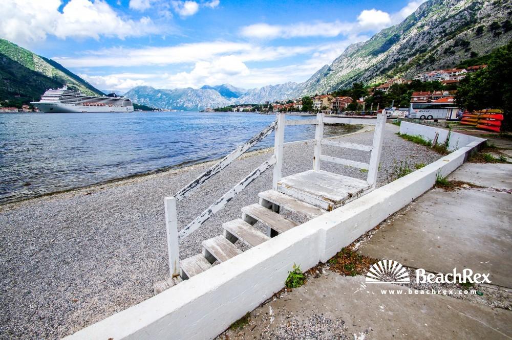 Montenegro - Kotar -  Kotar - Beach Žuta