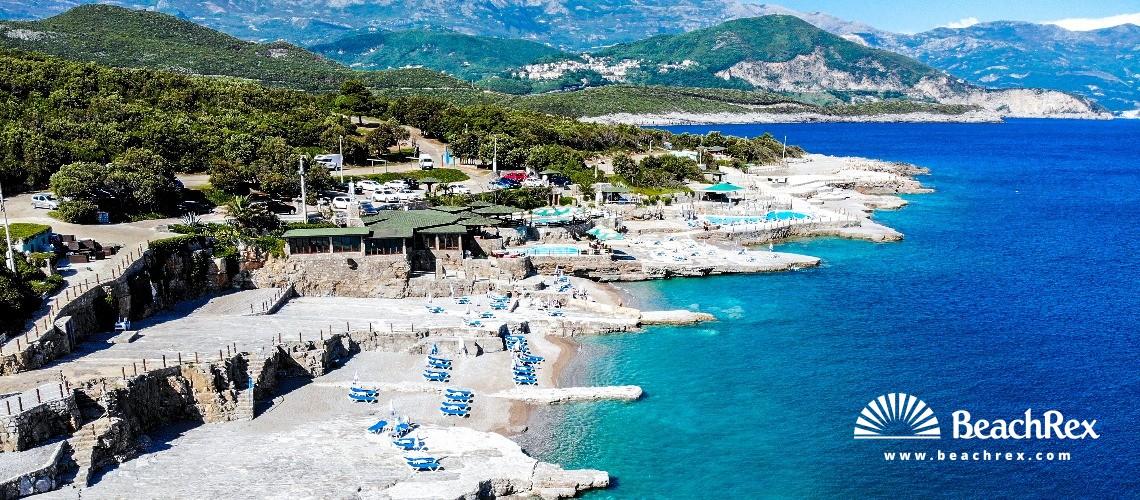 Montenegro - Kotor -  Krimovica - Beach Ploče