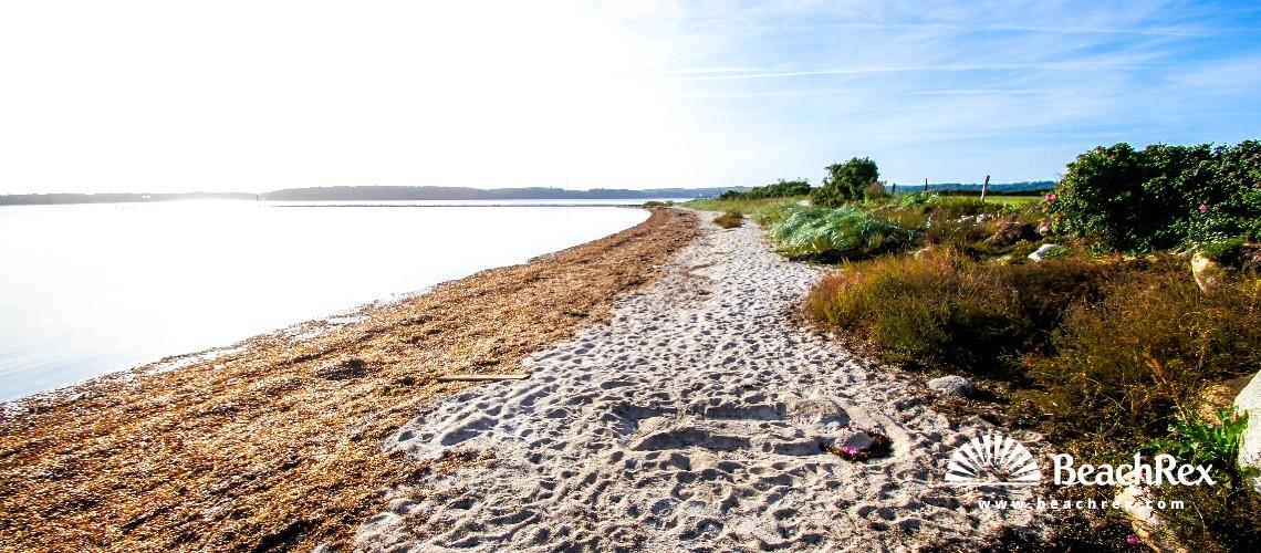 Denmark - Syddanmark -  Kruså - Strand Kohage