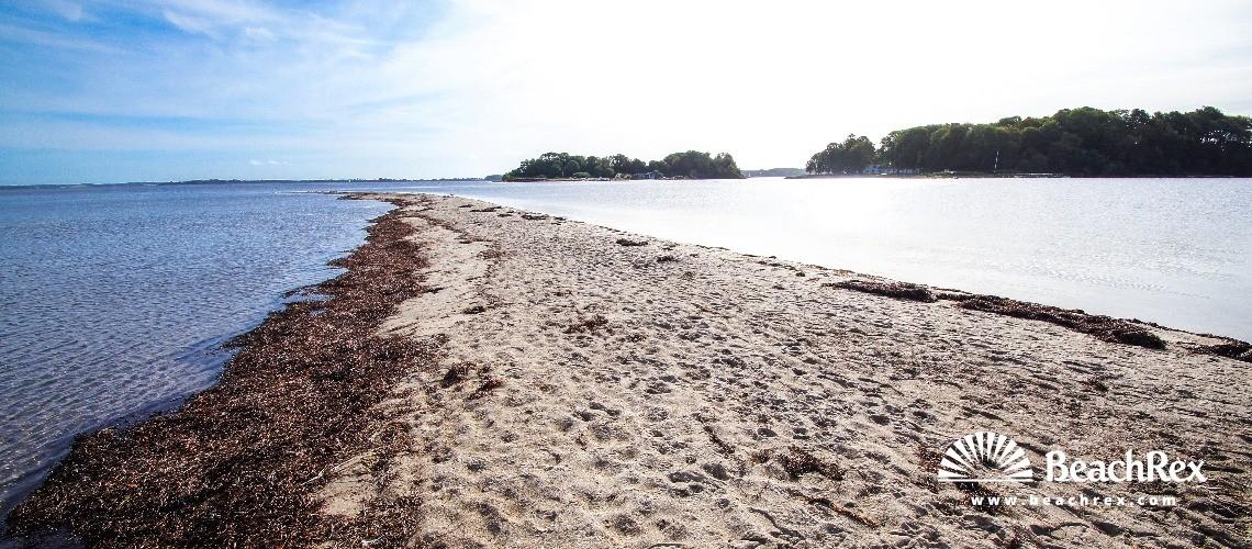 Denmark - Syddanmark -  Kruså - Strand  Sønderhav