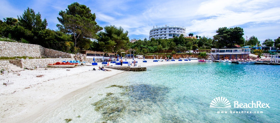 Albania - Vlorë -  Ksamil - Plazhi Bora Bora