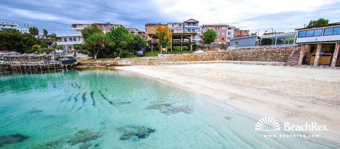 Albania - Vlorë -  Ksamil - Plazhi Ksamil 9