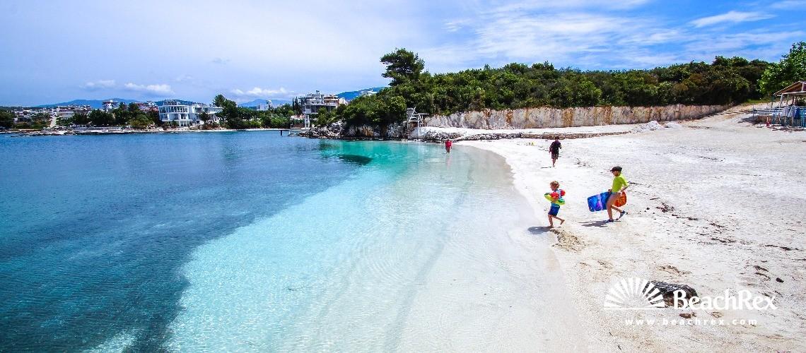Albania - Vlorë -  Ksamil - Plazhi Lori