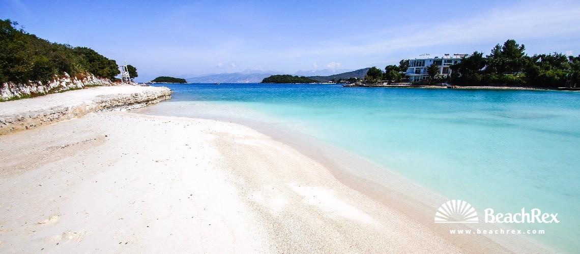 Albania - Vlorë -  Ksamil - Plazhi Paradise