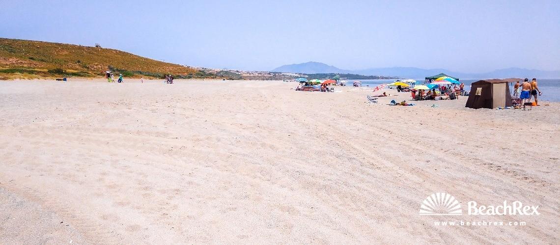 Spain - Andalucia -  La Línea de la Concepción - Playa Torrenueva