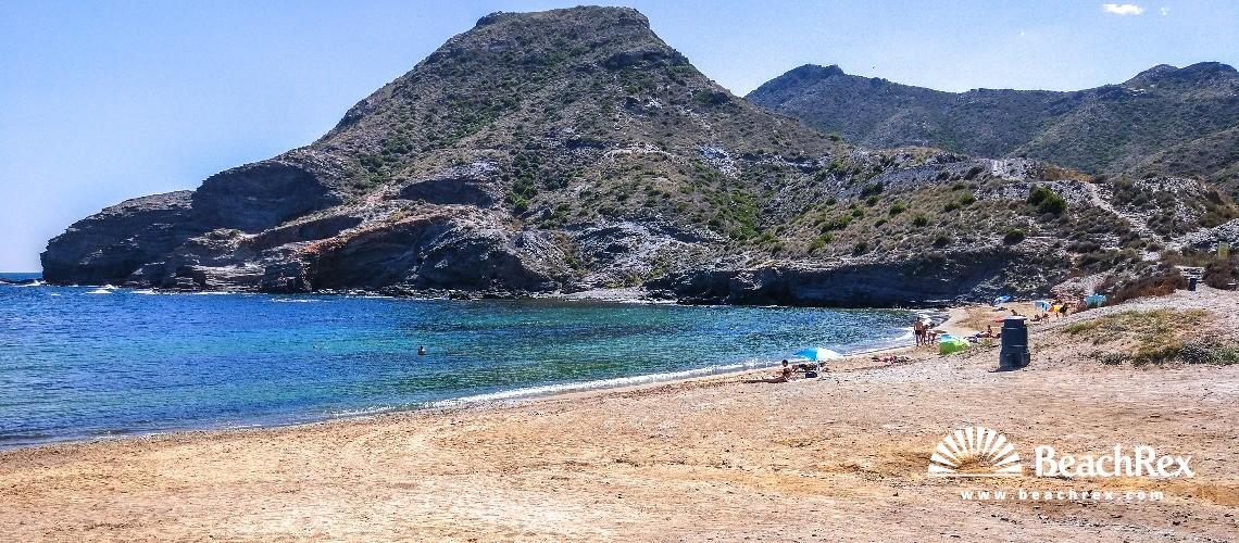 Spain - Murcia -  La Manga - Playa Reona