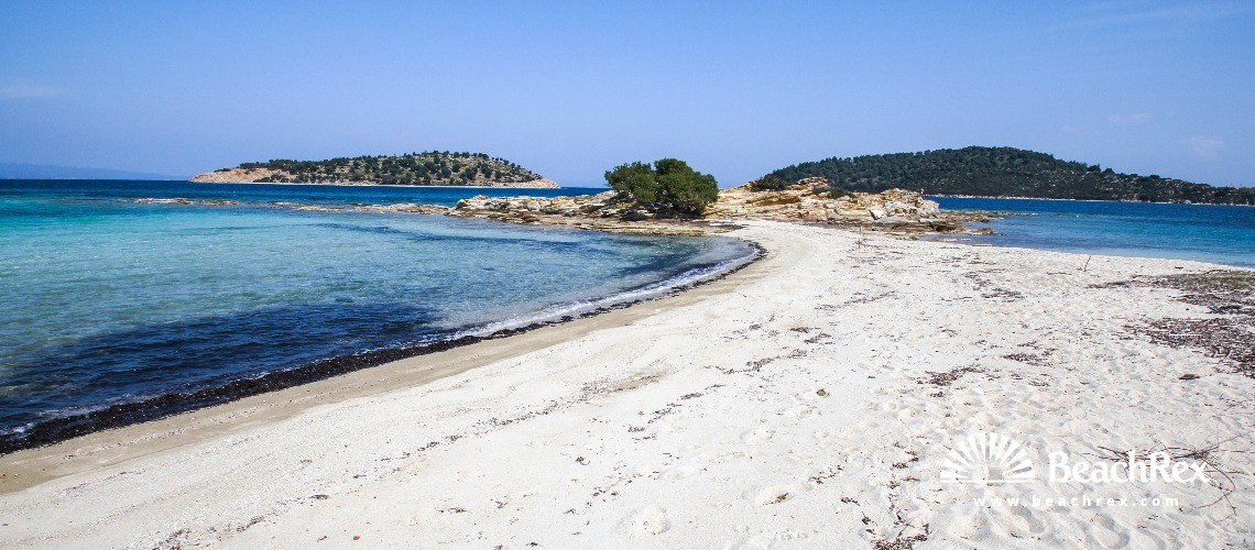 Greece - Kentriki Makedonia -  Lagonisi - Paralia Lagonisi