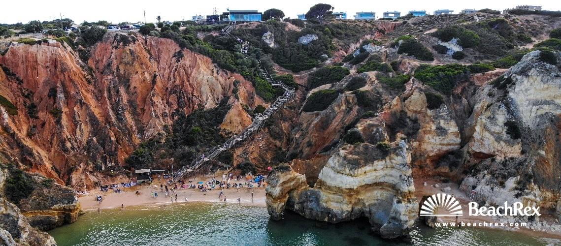 Portugal - Algarve -  Lagos - Praia Dona Ana