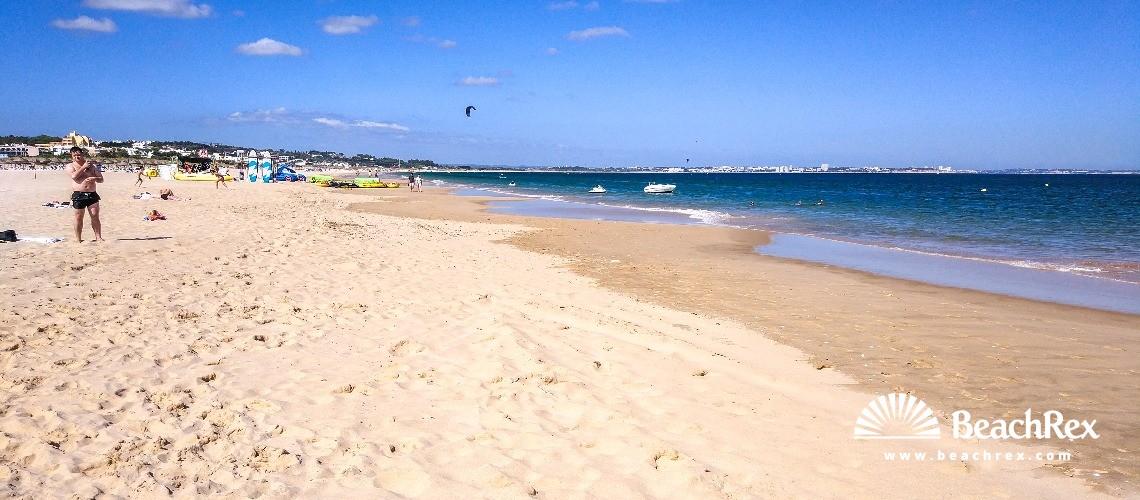 Portugal - Algarve -  Lagos - Praia Meia