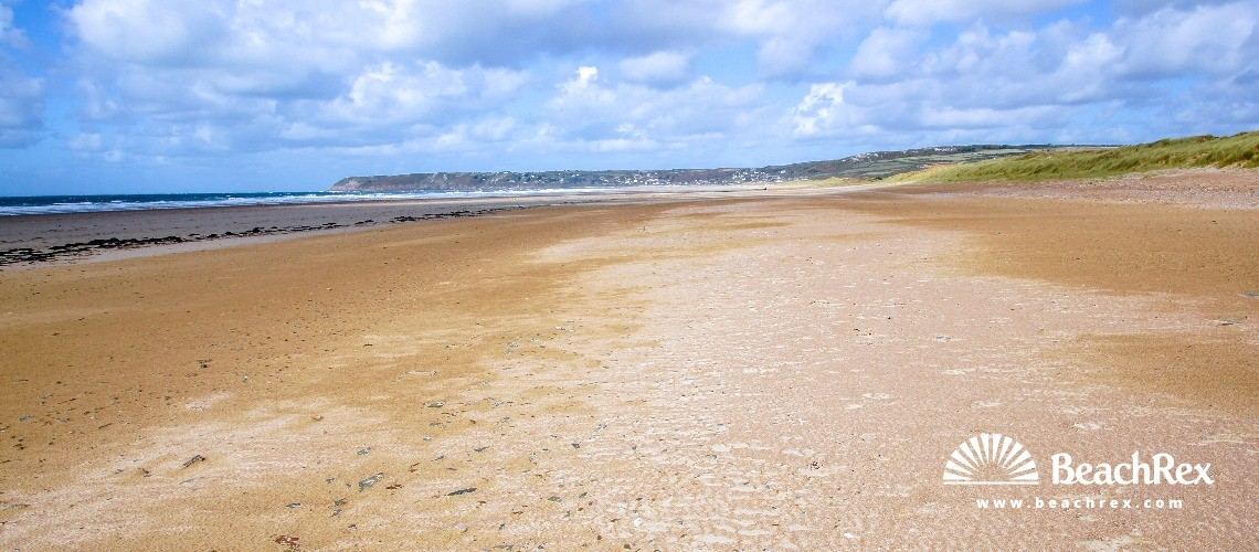 France - Normandie -  Le Rozel - Plage Le Rozel