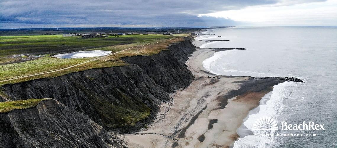Denmark - Midtjylland -  Lemvig - Strand Bovbjerg