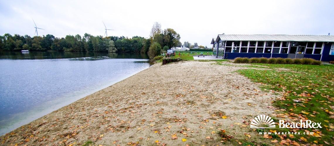 Belgium - OostVlaanderen -  Lochristi - Strand Lochristi