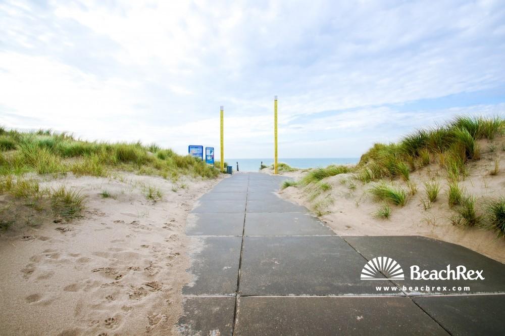 Netherlands - ZuidHolland -  Maasvlakte Rotterdam - Strand Maasvlakte