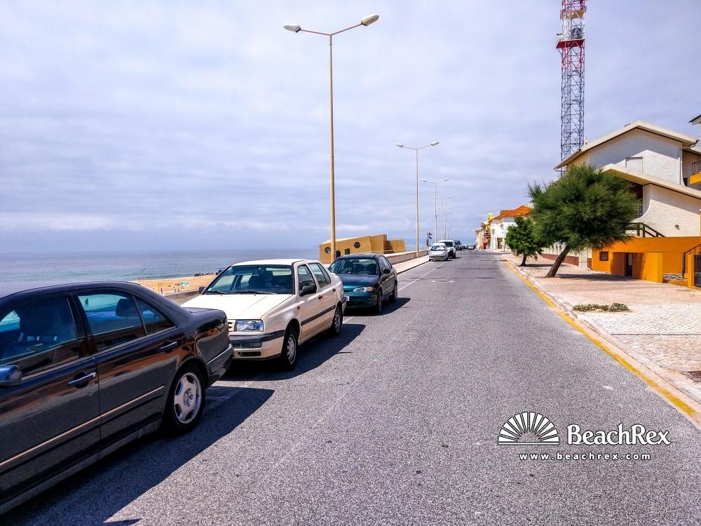 Portugal - Coimbra -  Marinha das Ondas - Praia da Leirosa