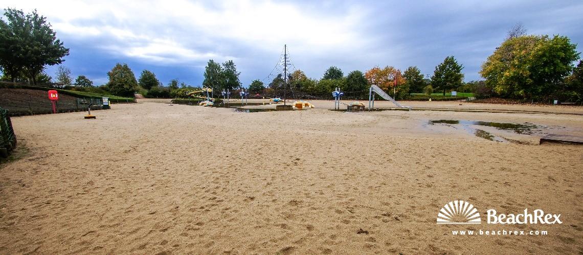 Belgium - Provincie Antwerpen -  Mechelen - Strand De Nekker