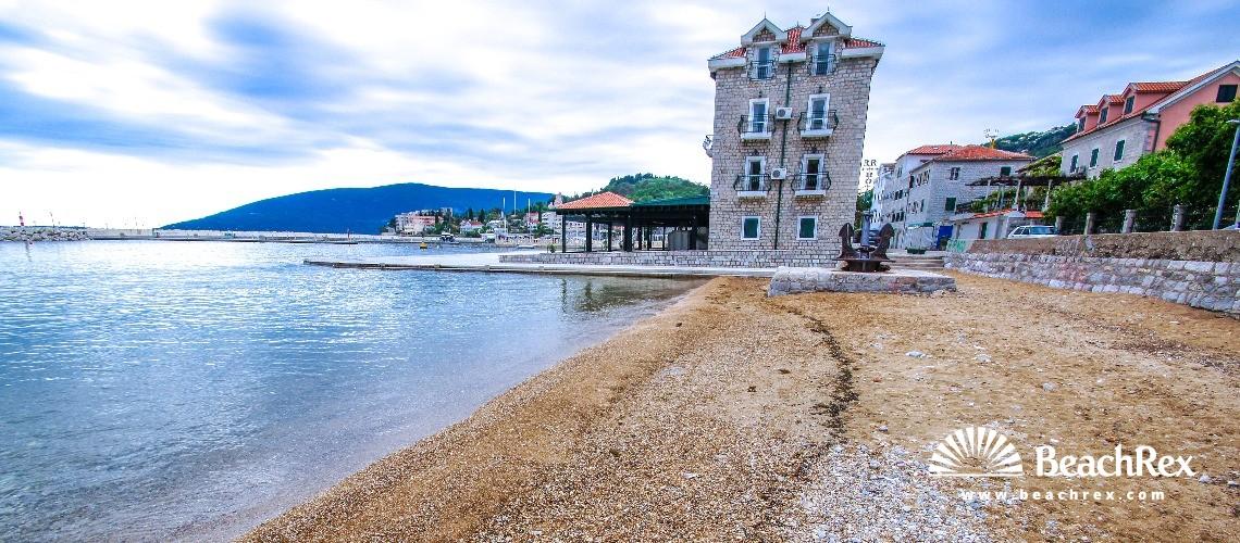 Montenegro - Herceg Novi -  Meljine - Beach Meljine