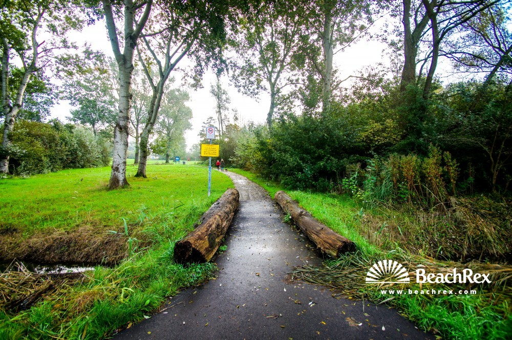 Netherlands - NoordHolland -  Monnickendam - Mirrorstrand Hemmeland
