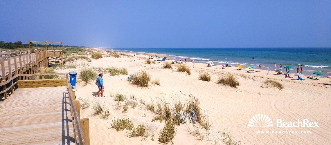 Portugal - Algarve -  Monte Gordo - Praia Monte Gordo