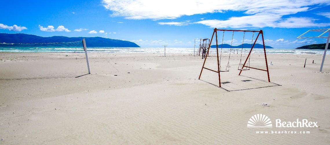 Albania - Vlorë -  Nartë - Plazhi Narta