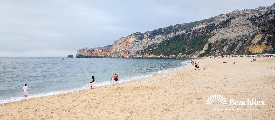 Portugal - Leiria -  Nazaré - Praia da Nazaré