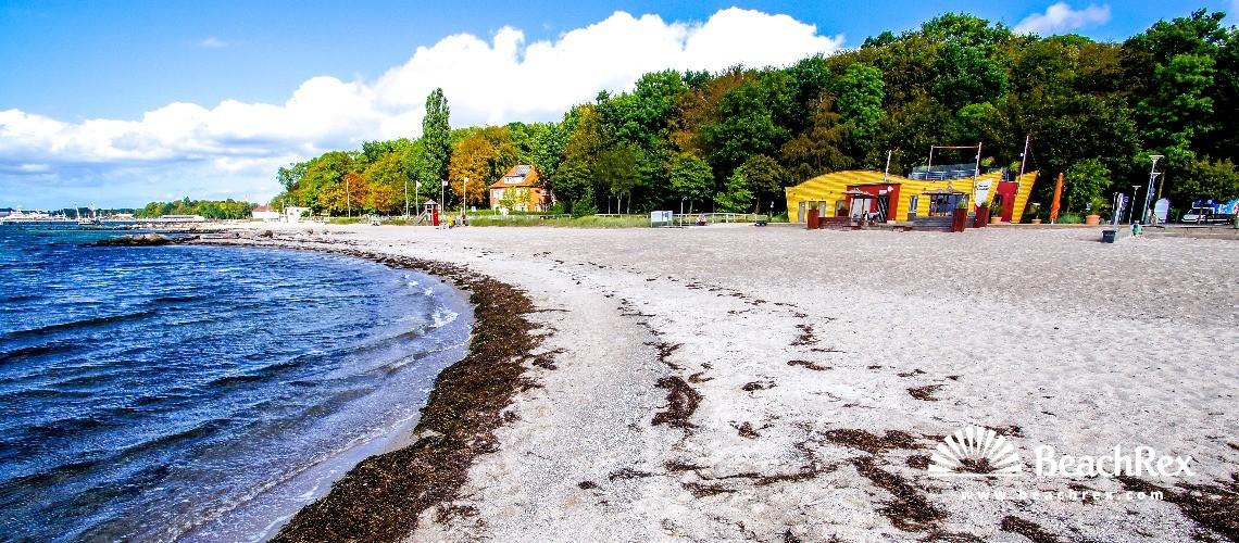 Germany - SchleswigHolstein -  Neustadt - Strand Neustadt