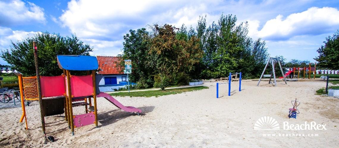 Germany - SchleswigHolstein -  Neustadt - Strand Rettin