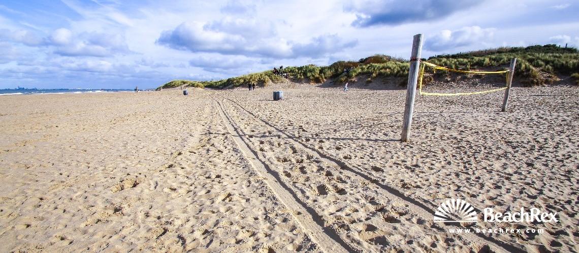 Netherlands - Zeeland -  Nieuwvliet - Strand Kruishoofd