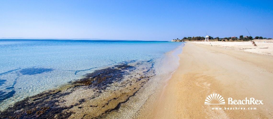 Greece - Kentriki Makedonia -  Nikíti - Paralia Agios Ioannis