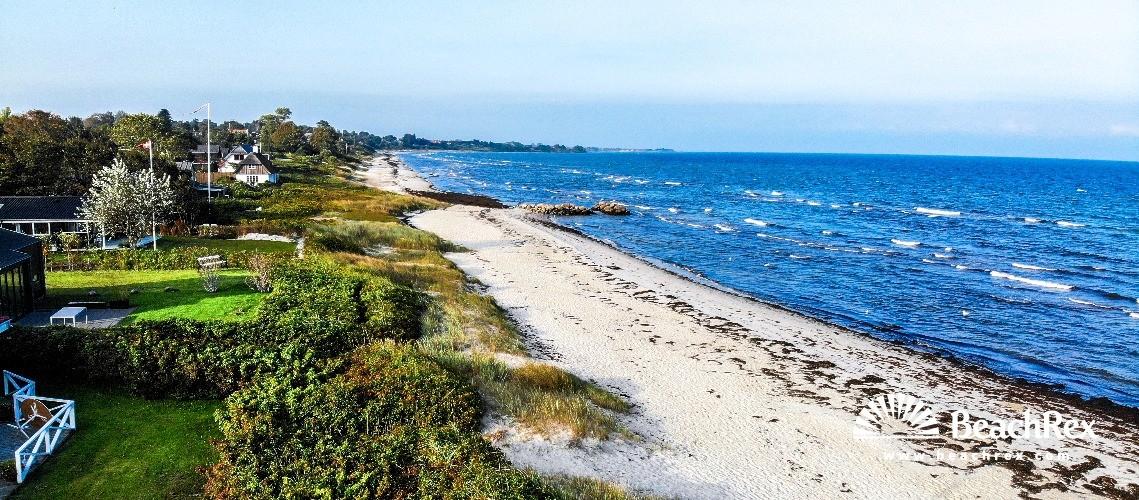 Denmark - Midtjylland -  Odder - Strand Saksild