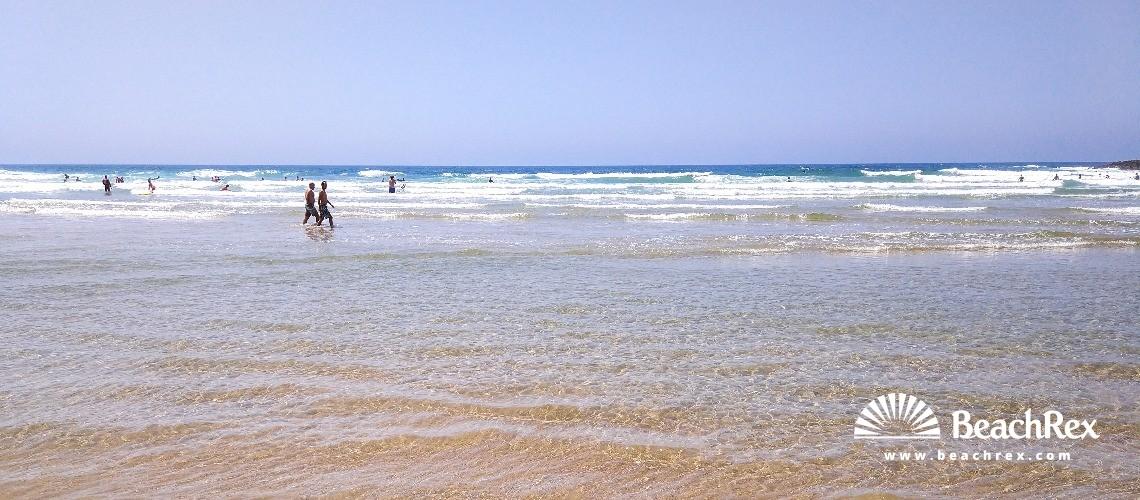 Portugal - Algarve -  Odeceixe - Praia de Odeceixe-Mar