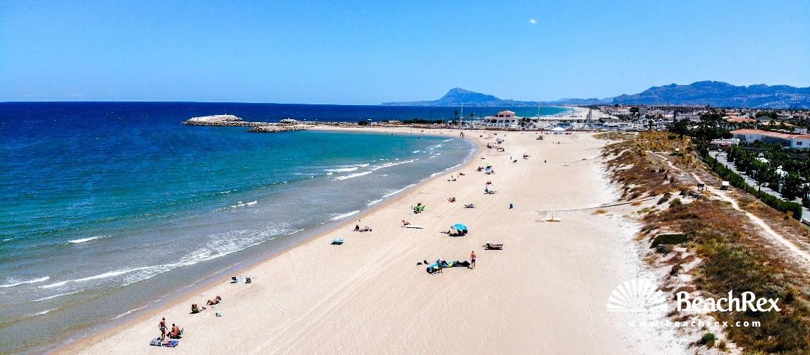 Spain - Valencia -  Oliva - Platja de Terranova