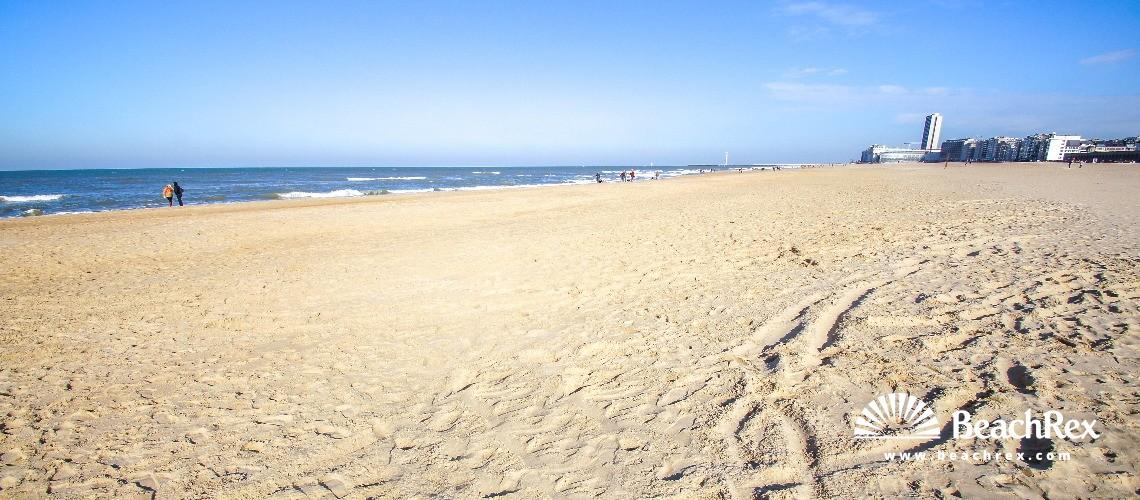 Belgium - WestVlaanderen -  Oostende - Strand Oostende